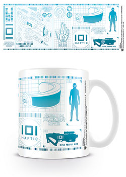 Taza  Ready Player One - 101 Systems