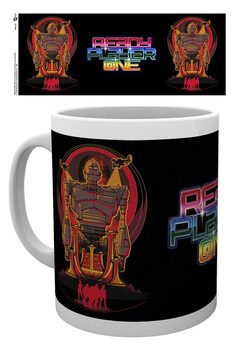 Taza  Ready Player One - Iron Giant
