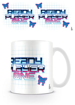 Taza  Ready Player One - RP1 LOGO