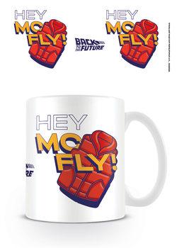 Taza Regreso al futuro - Hey McFly