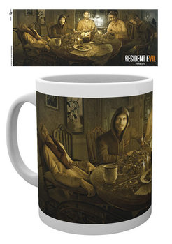 Taza  Resident Evil - Re 7 Family