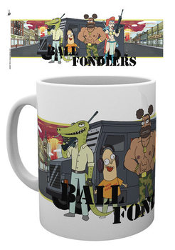 Taza  Rick And Morty - Ball Fondlers