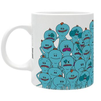 Taza Rick And Morty - Meeseeks