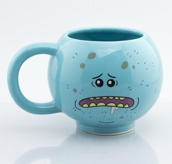 Taza Rick and Morty - Mr Meeseeks