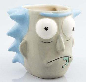 Taza  Rick and Morty - Rick Sanchez