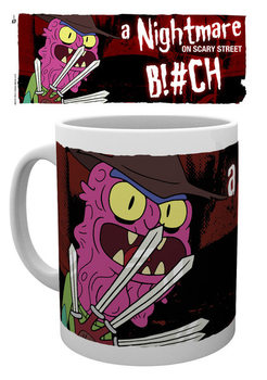 Taza Rick And Morty - Scary Terry