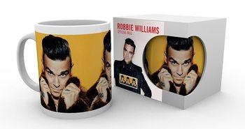 Taza Robbie Williams - Fur