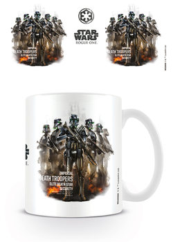 Taza Rogue One: Una Historia de Star Wars - Death Trooper Profile