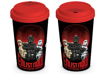 Taza Rogue One: Una Historia de Star Wars - Enlist Now