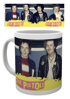 Taza Sex Pistols - Band