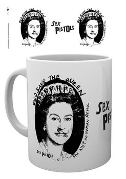 Taza Sex Pistols - God Save The Queen