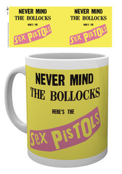 Taza Sex Pistols - Never Mind The Bollocks