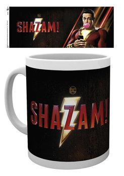 Taza  Shazam - Key Art