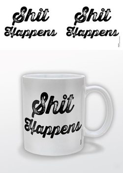 Taza Shit Happens