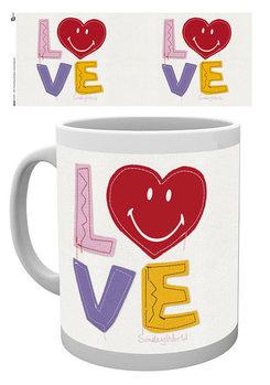Taza Smiley - Craft Love Valentines Day