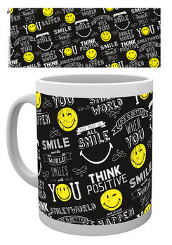 Taza Smiley World - Smile Collage