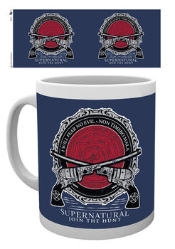 Taza  Sobrenatural - Guns