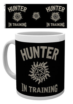 Taza  Sobrenatural - Hunter In Training