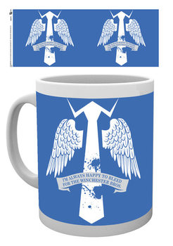 Taza Sobrenatural - Wings