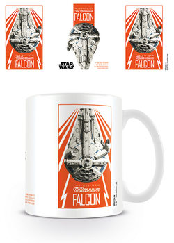 Taza  Solo A Star Wars Story - The All New Millennium Falcon