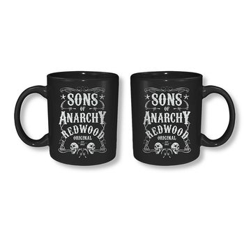 Taza Sons of Anarchy - Logo