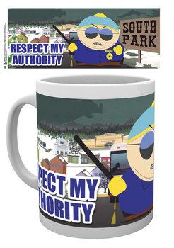 Taza  South Park - Respect