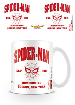 Taza Spider-Man Homecoming - Est. 2017