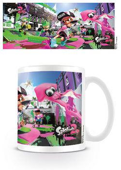 Taza  Splatoon 2 - Game Cover