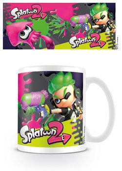 Taza  Splatoon 2 - Squid Shot