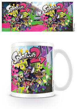Taza Splatoon 2 - Team Splatoon