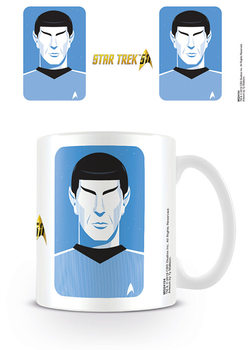 Taza Star Trek: 50th Anniversary - Pop Spock