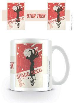 Taza Star Trek - Space Seed  Ortiz