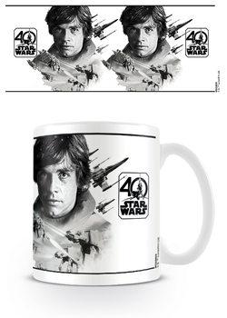 Taza Star Wars 40th Anniversary - Luke Skywalker