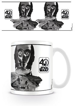 Taza Star Wars - C-3PO (40th Anniversary )