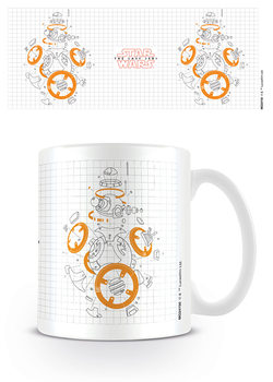 Taza  Star Wars: Episodio VIII - Los últimos Jedi - BB-8 Exploded View