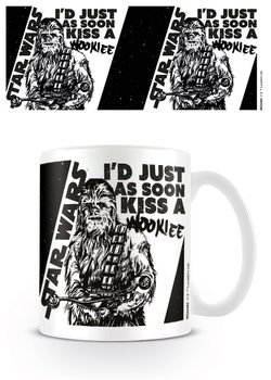 Taza  Star Wars - Kiss a Wookie