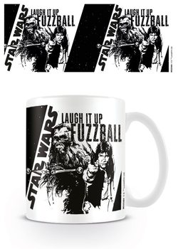 Taza Star Wars - Laugh it up Fuzzball
