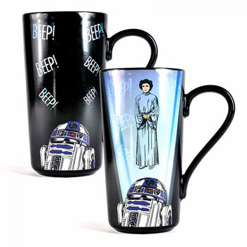 Taza  Star Wars - Leia
