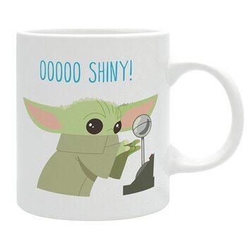 Taza Star Wars: The Mandalorian - Baby Yoda chibi