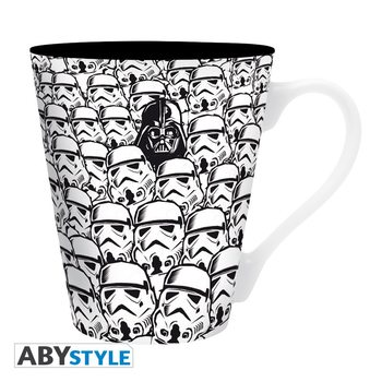 Taza Star Wars - Troopers & Vader