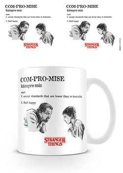 Taza  Stranger Things - Compromise
