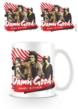 Taza  Stranger Things - Damn Good Babysitter
