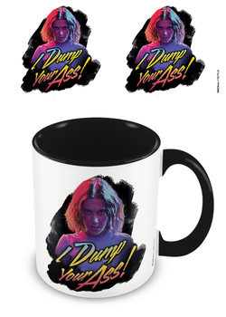 Taza Stranger Things - I Dump Your Ass Retro