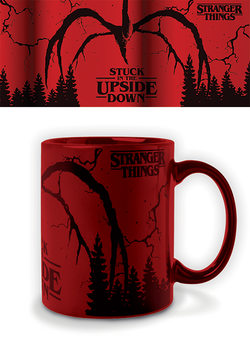 Taza  Stranger Things - Mind Flayer (Metallic)