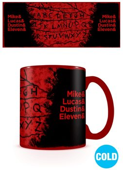 Taza  Stranger Things - R, U, N