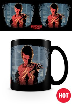 Taza  Stranger Things - Woods