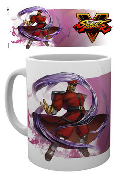 Taza Street Fighter 5 - Bison