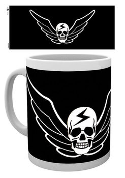 Taza Street Fighter - Skull