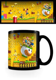Taza  Super Mario Bros - Gold Coin Rush