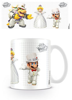 Taza  Super Mario Odyssey - Who Will She Choose